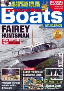 Model Boats (January 2016)