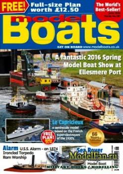 Model Boats (June 2016)