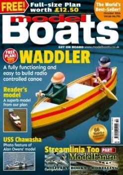 Model Boats (October 2016)