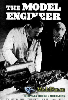 Model Engineer Vol.100 No.2488 (27 January 1949)