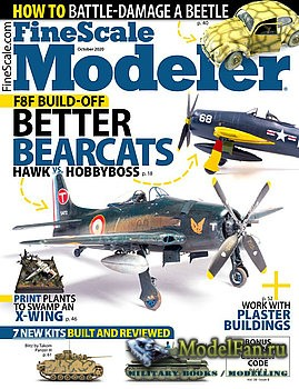 FineScale Modeler Vol.38 №8 (October 2020)