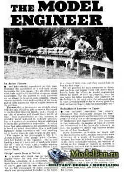 Model Engineer Vol.100 No.2492 (24 February 1949)