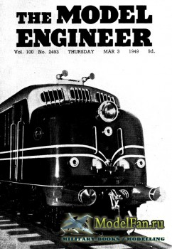 Model Engineer Vol.100 No.2493 (3 March 1949)