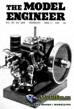 Model Engineer Vol.100 No.2495 (17 March 1949)