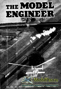 Model Engineer Vol.100 No.2497 (31 March 1949)