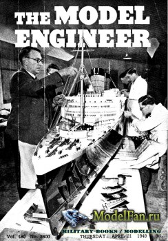 Model Engineer Vol.100 No.2500 (21 April 1949)