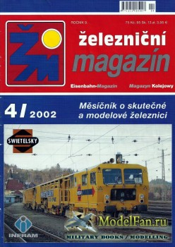 Zeleznicni magazin 4/2002