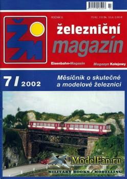 Zeleznicni magazin 7/2002