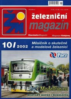Zeleznicni magazin 10/2002