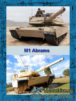 Танки (Фотоальбом) - M1 Abrams
