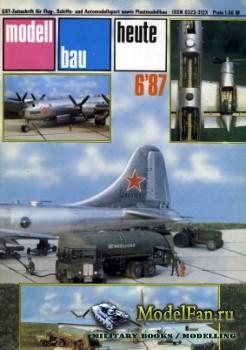 Modell Bau Heute (June 1987)