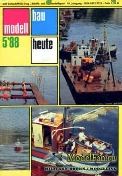 Modell Bau Heute (May 1988)