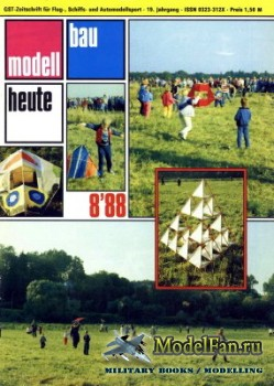 Modell Bau Heute (August 1988)