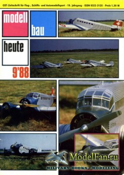 Modell Bau Heute (September 1988)