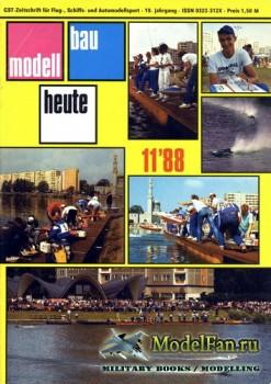 Modell Bau Heute (November 1988)
