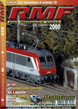 RMF Rail Miniature Flash 420 (February 2000)