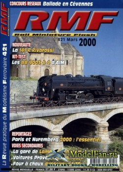 RMF Rail Miniature Flash 421 (March 2000)