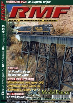 RMF Rail Miniature Flash 423 (May 2000)