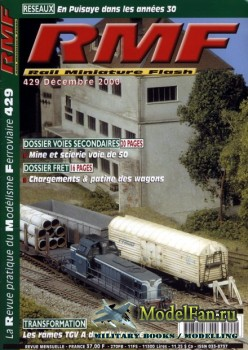 RMF Rail Miniature Flash 429 (December 2000)