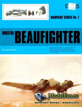 Warpaint №1 - Bristol Beaufighter