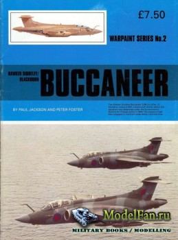 Warpaint №2 - Havker Siddeley/Blackburn Buccaneer