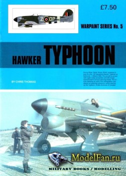 Warpaint №5 - Hawker Typhoon