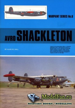 Warpaint №6 - Avro Shackleton
