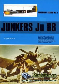 Warpaint №7 - Junkers Ju 88