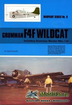 Warpaint №9 - Grumman F4F Wildcat