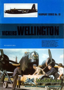 Warpaint №10 - Vickers Wellington