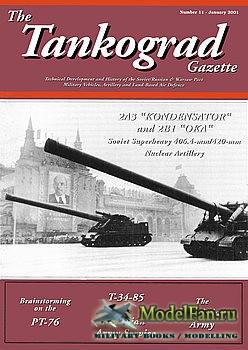The Tankograd Gazette №11