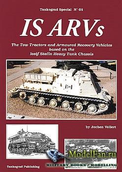 Tankograd Special №01 - IS ARVs