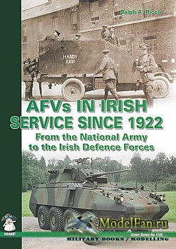 Mushroom Green Series 4108 - AFVs in Irish Service since 1922