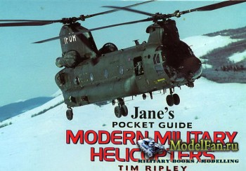 Jane's Pocket Guide: Modern Military Helicopters (Tim Ripley)