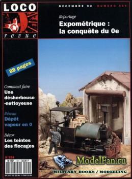 Loco-Revue №554 (December 1992)