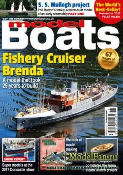 Model Boats (November 2017)