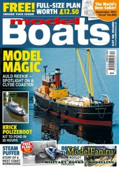 Model Boats (December 2017)