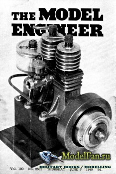 Model Engineer Vol.100 No.2507 (9 June 1949)
