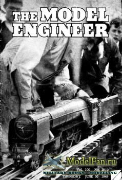 Model Engineer Vol.100 No.2510 (30 June 1949)