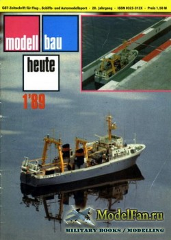Modell Bau Heute (January 1989)