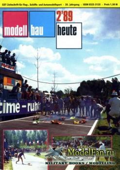Modell Bau Heute (February 1989)