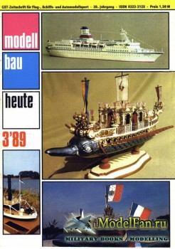 Modell Bau Heute (March 1989)