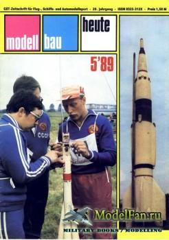 Modell Bau Heute (May 1989)