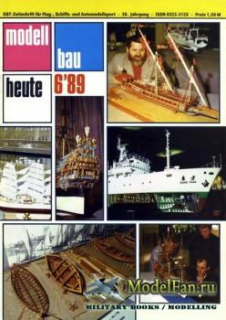 Modell Bau Heute (June 1989)