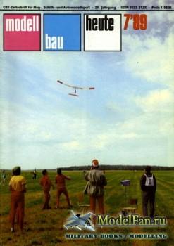 Modell Bau Heute (July 1989)