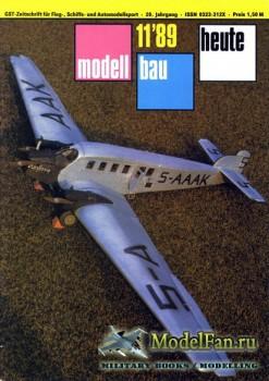 Modell Bau Heute (November 1989)
