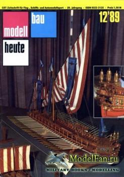 Modell Bau Heute (December 1989)
