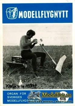 ModellFlyg Nytt №1 (1978)