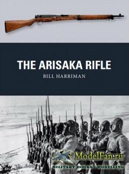 Osprey - Weapon 70 - The Arisaka Rifle