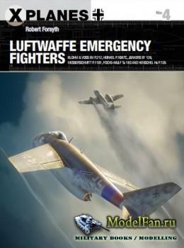Osprey - X-Planes 4 - Luftwaffe Emergency Fighters